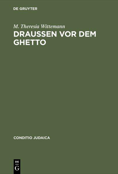 """Draußen vor dem Ghetto. Leopold Kompert und die """"Schilderung jüdischen Volkslebens"""" in Böhmen und Mä"""