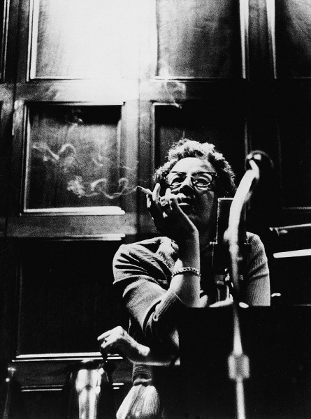 Hannah Arendt, Chicago 1965
