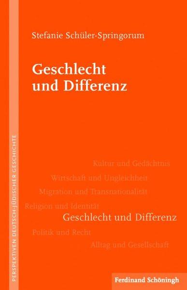 Geschlecht und Differenz