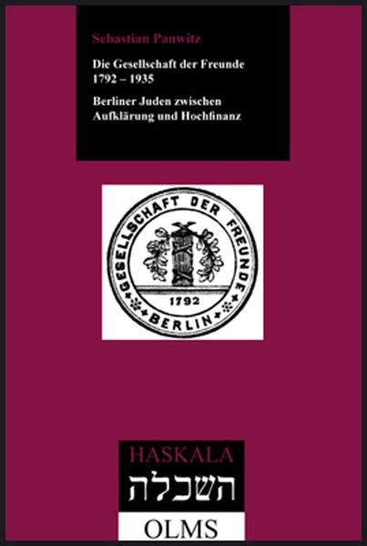 Die Gesellschaft der Freunde 1792-1935