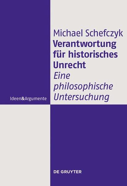 Verantwortung für historisches Unrecht