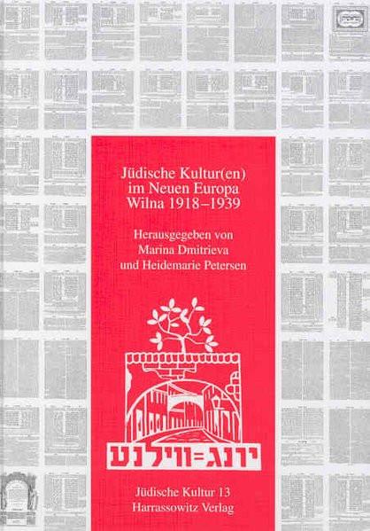 Jüdische Kultur im Neuen Europa