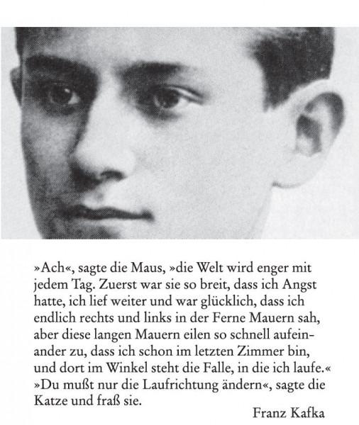Franz Kafka (1883 - 1924)