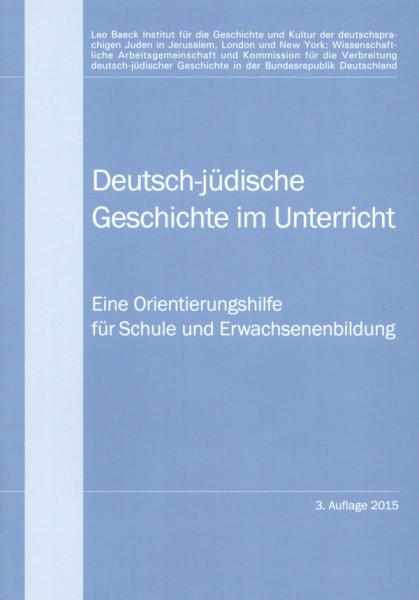 Deutsch-jüdische Geschichte im Unterricht
