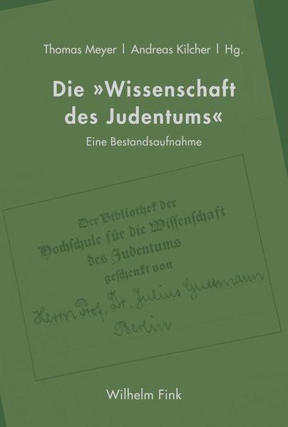 """Die """"Wissenschaft des Judentums"""""""