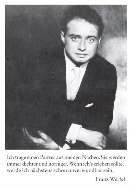 Franz Werfel (1890 Prag - 1945 Beverly Hills)