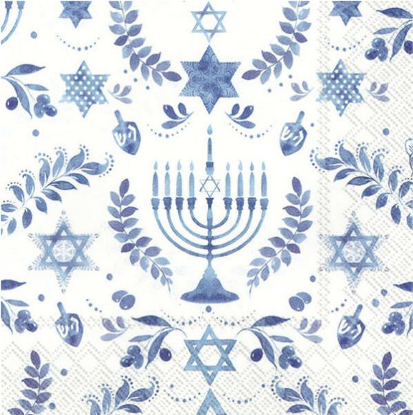 Servietten - Hanukkah