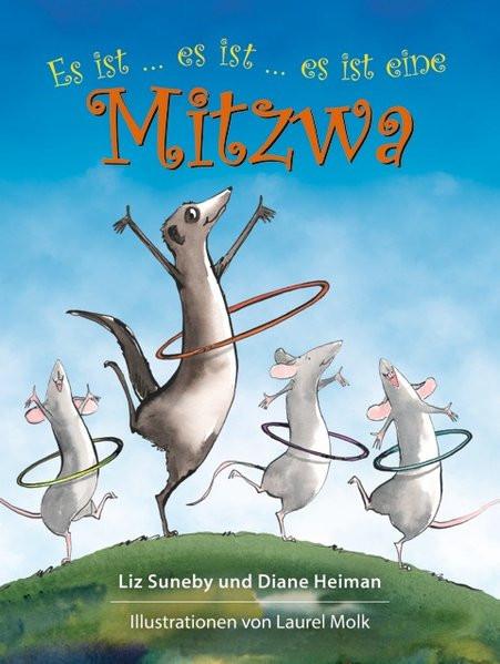 """""""Es ist eine Mitzwa"""""""