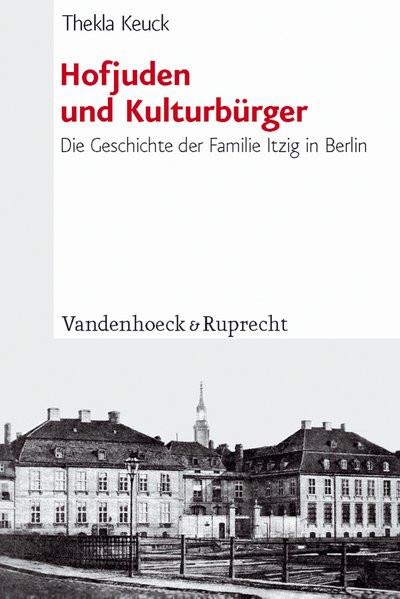 Hofjuden und Kulturbürger