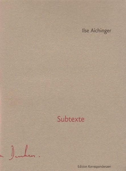 Subtexte