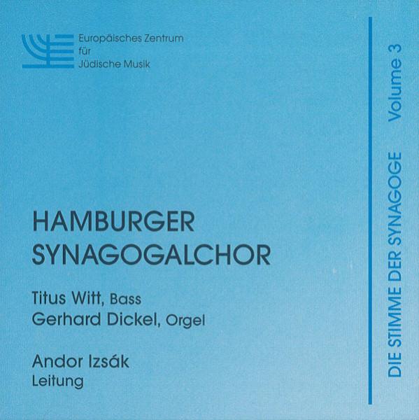Die Stimme der Synagoge Vol. III