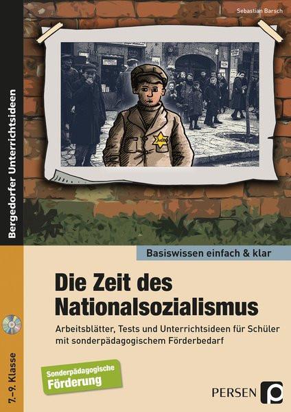 Die Zeit des Nationalsozialismus - einfach & klar