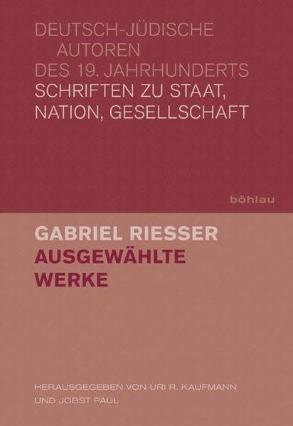 Gabriel Riesser