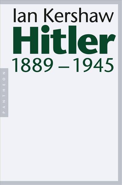 Hitler. 1889-1945