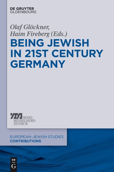 Being Jewish in 21st-Century Germany