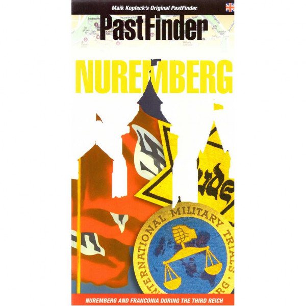 PastFinder Nuremberg; PastFinder Nürnberg, englische Ausgabe