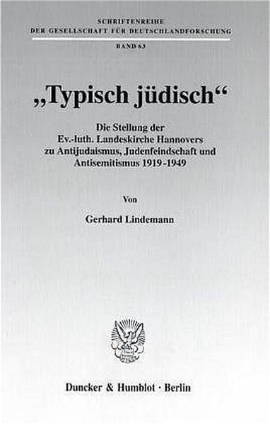 """""""Typisch jüdisch"""""""