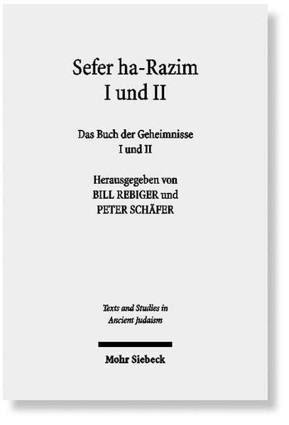 ha-Razim I und II - Das Buch der Geheimnisse I und II