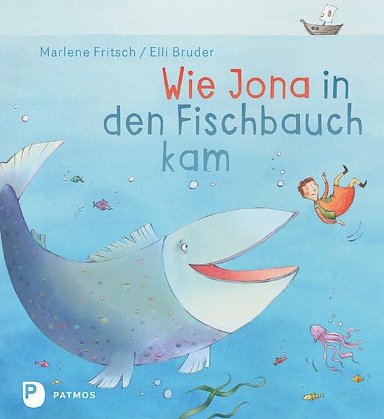 Wie Jona in den Fischbauch kam