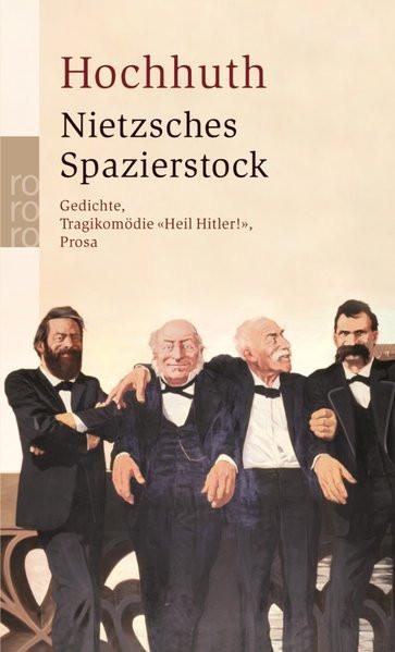 Nietzsches Spazierstock. Gedichte, Tragikomödie, Prosa
