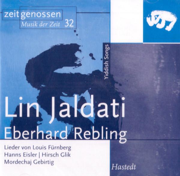 Lieder in jiddischer Sprache - Lieder von Louis Fürnberg - Hans Eisler