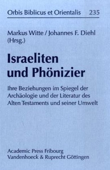 Israeliten und Phönizier