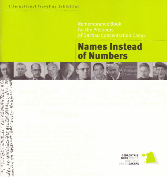 Names Instead of Numbers