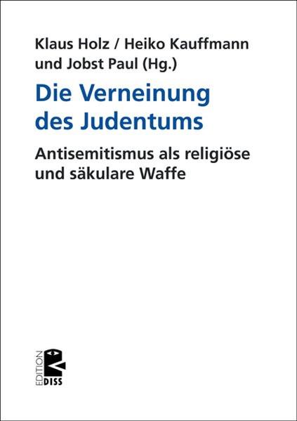 Die Verneinung des Judentums