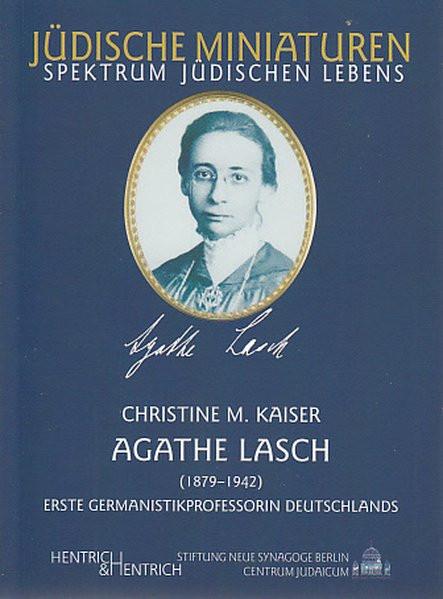 Agathe Lasch (1879-1942)