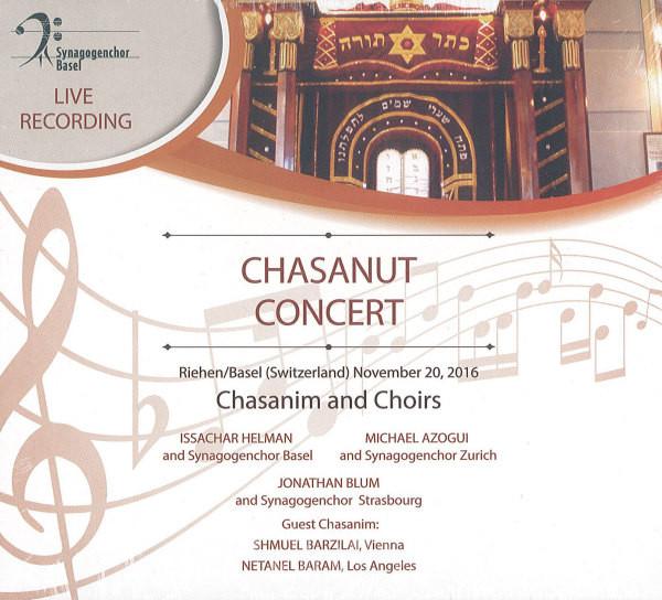 Chasanut Concert