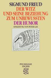 Der Witz und seine Beziehung zum Unbewußten