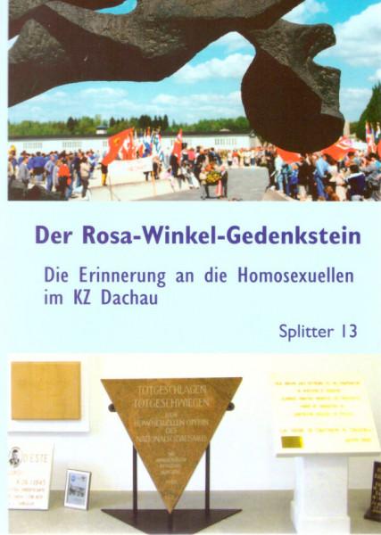 Der Rosa-Winkel-Gedenkstein