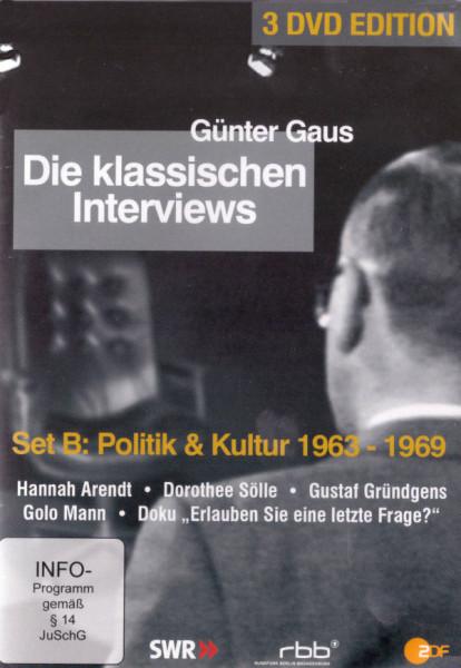 Die klassischen Interviews
