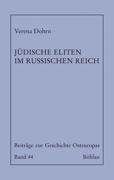 Jüdische Eliten im Russischen Reich