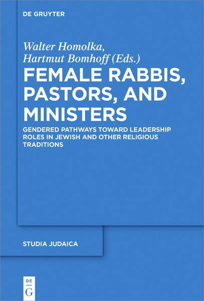 Female Rabbis, Pastors, and Ministers