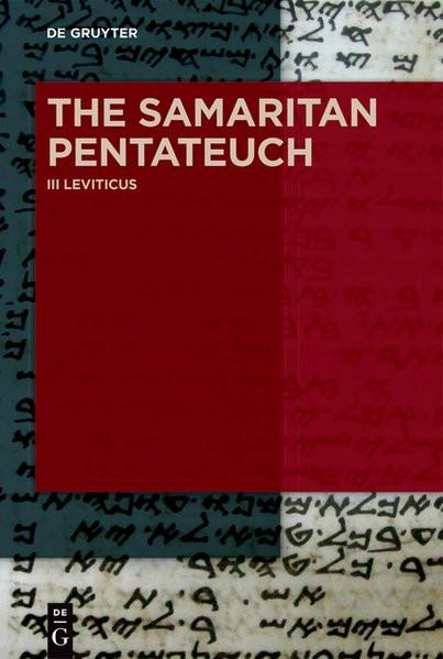 The Samaritan Pentateuch / Leviticus