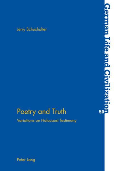 Poetry and Truth
