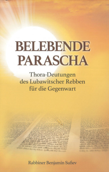 Belebende Parascha