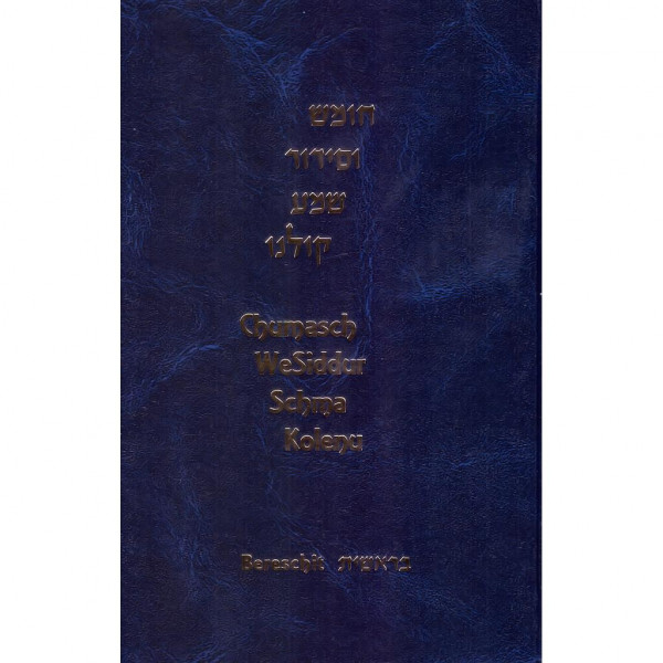 Chumasch Schma Kolenu in 5 Bänden