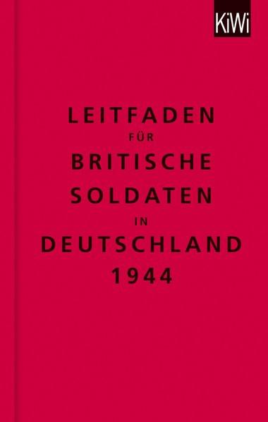 für Britische Soldaten in Deutschland 1944