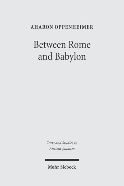 Between Rome and Babylon