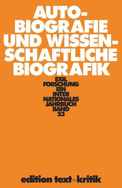 Ein internationales Jahrbuch