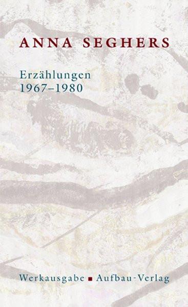 Erzählungen 1967-1980