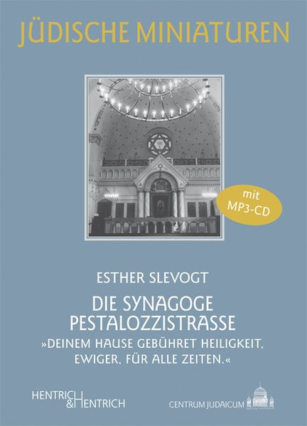 Die Synagoge Pestalozzistraße