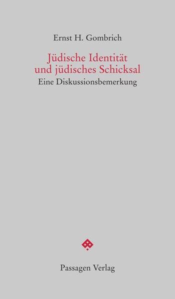 Jüdische Identität und jüdisches Schicksal. Eine Diskussionsbemerkung