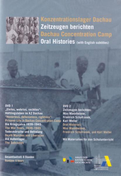 Konzentrationslager Dachau - Zeitzeugen berichten