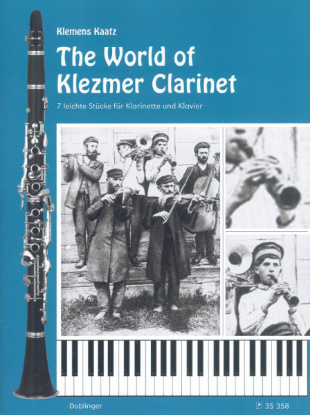 The World of Klezmer Clarinet