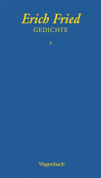 Gesammelte Werke: Gedichte