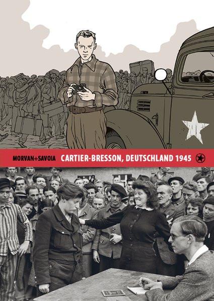 Cartier-Bresson, Deutschland 1945