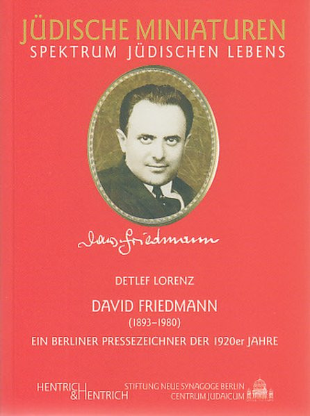 David Friedmann (1893-1980)